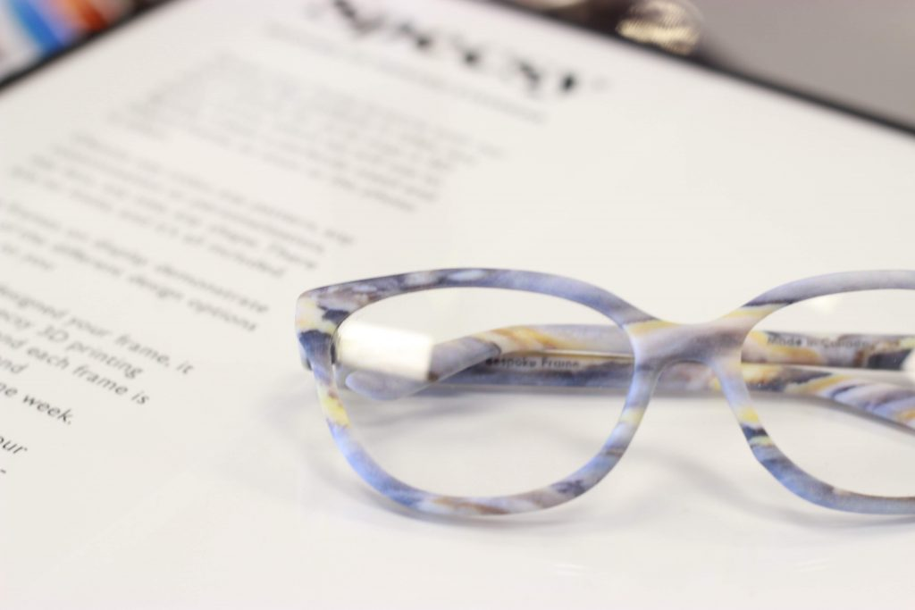 The Future is Here With SPECSY 3D Printed Glasses - Merivale Vision Care